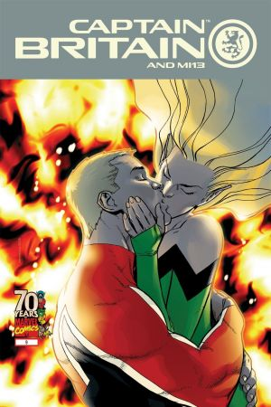 Captain Britain and MI: 13 #9