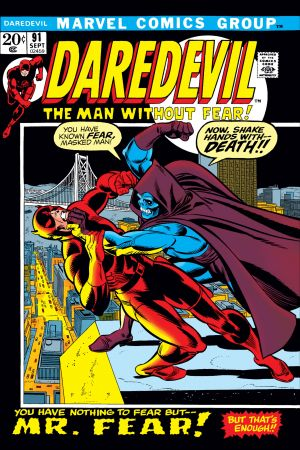 Daredevil (1964) #91