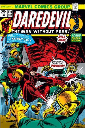 Daredevil (1964) #110