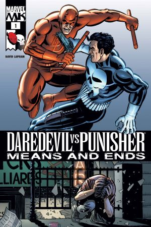 Daredevil Vs. Punisher #1