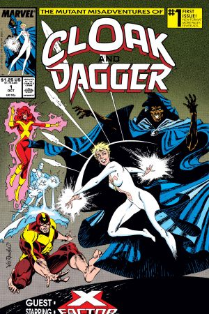 The Mutant Misadventures of Cloak and Dagger  #1