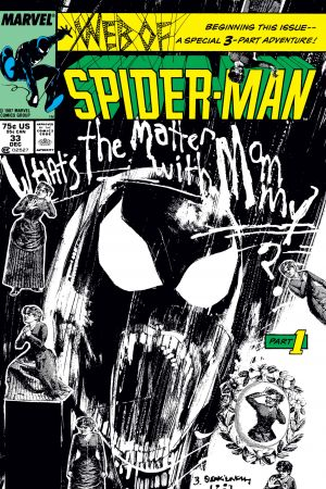 Web of Spider-Man #33