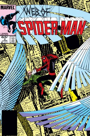 Web of Spider-Man (1985) #3