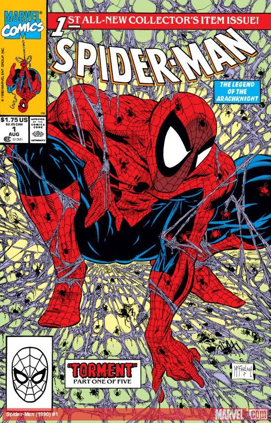 Spider-Man (1990) #1