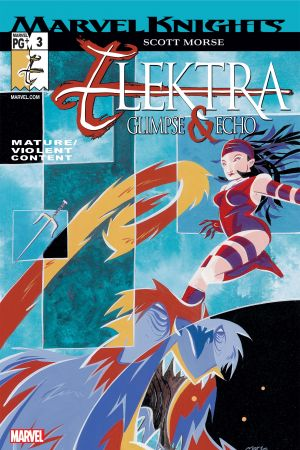 Elektra: Glimpse and Echo #3