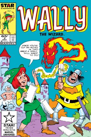 Wally the Wizard #2