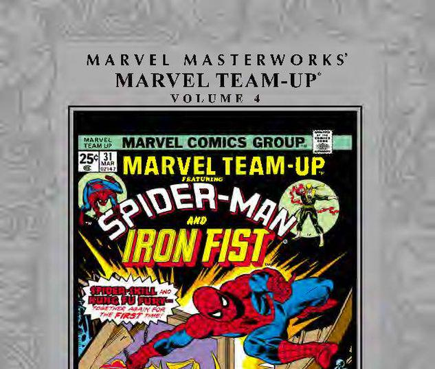MARVEL MASTERWORKS: MARVEL TEAM-UP VOL. 4 HC #4