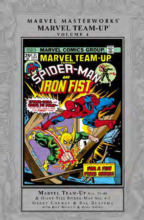 Marvel Masterworks: Marvel Team-Up Vol. 4 (Hardcover)