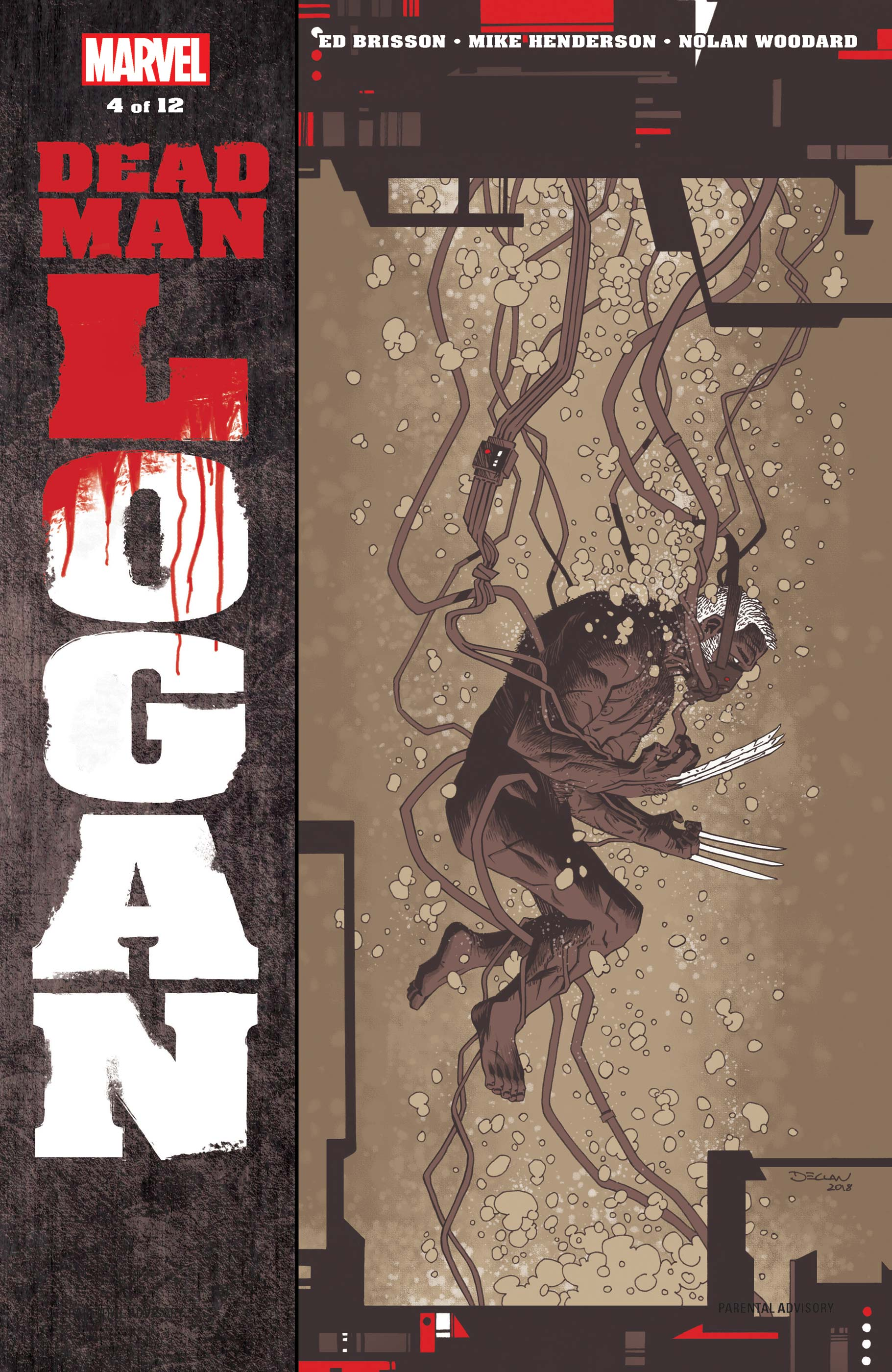Dead Man Logan (2018) #4