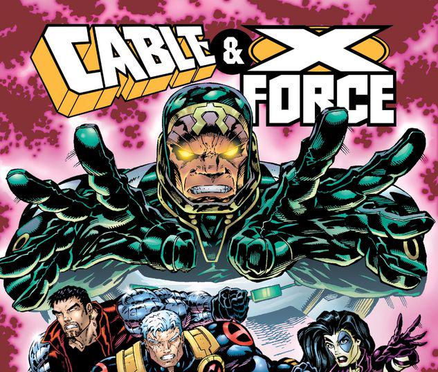 CABLE & X-FORCE: ONSLAUGHT! TPB #1