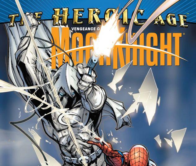 VENGEANCE OF THE MOON KNIGHT (2009) #9