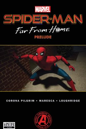 Spider-Man: Far from Home Prelude (2019) #1
