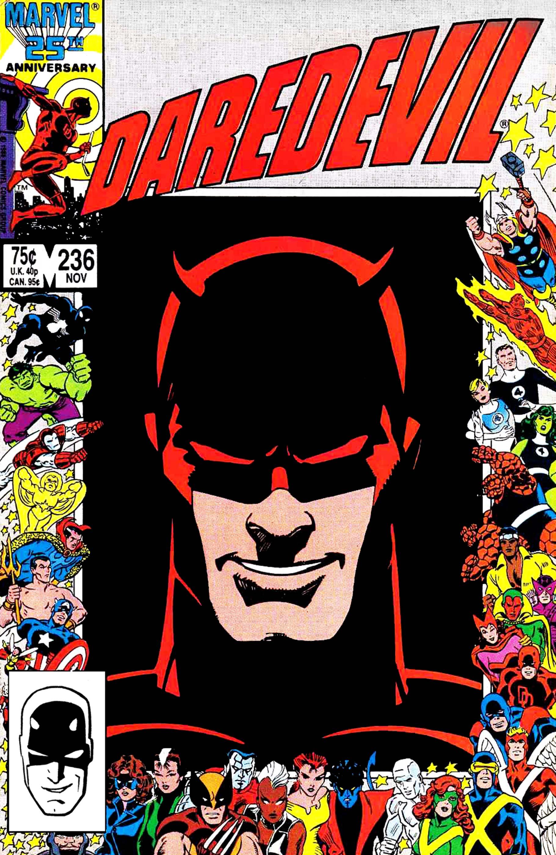 Daredevil (1964) #236