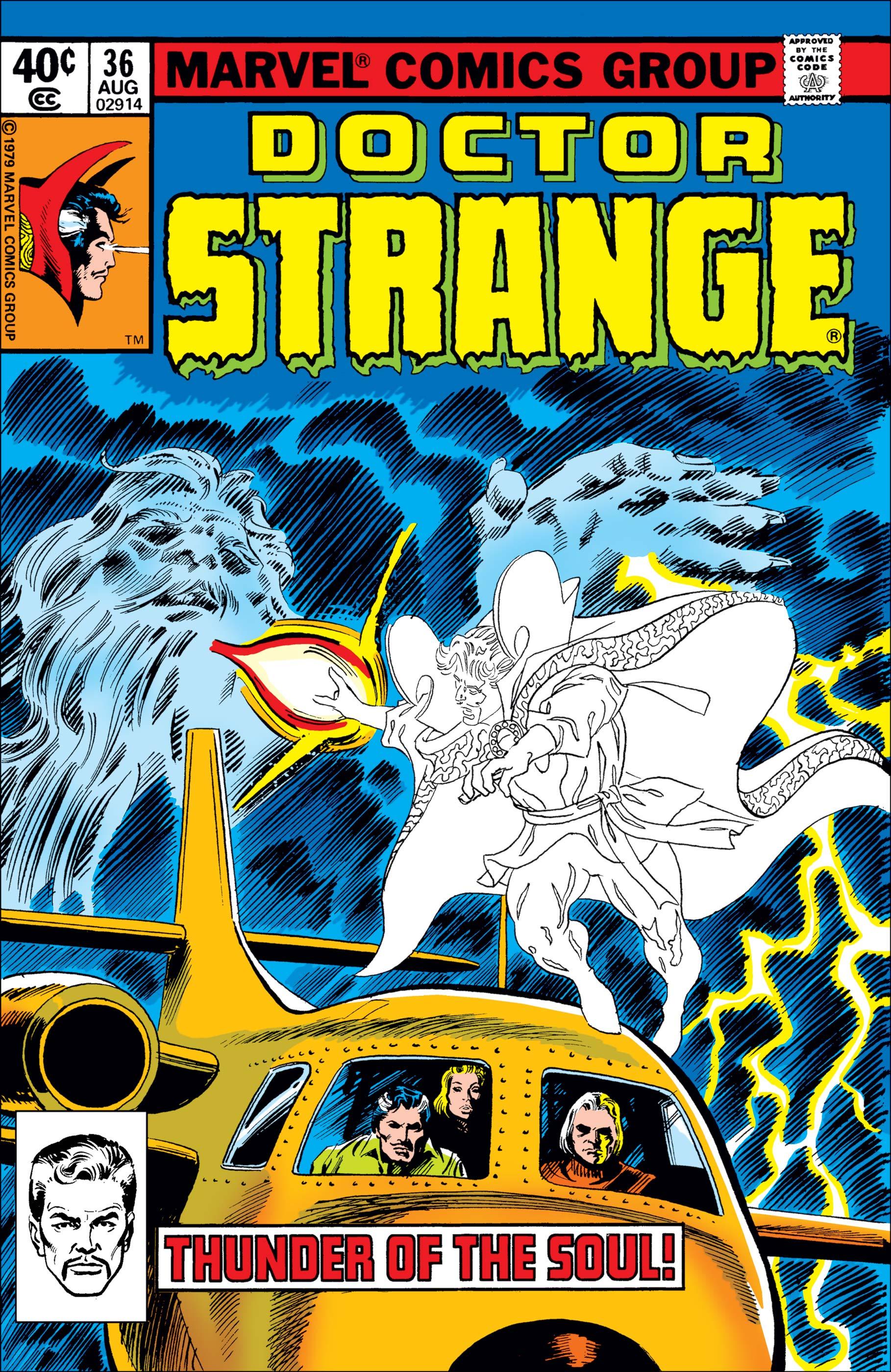 Doctor Strange (1974) #36
