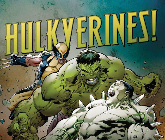 HULKVERINES TPB #1