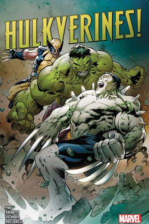 Hulkverines (Trade Paperback)