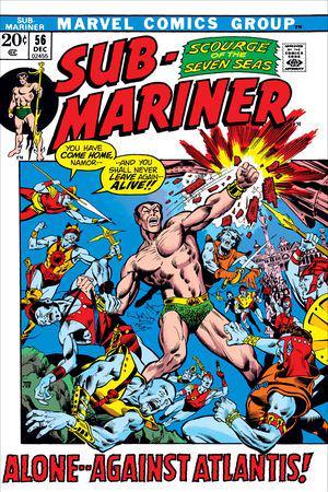 Sub-Mariner (1968) #56