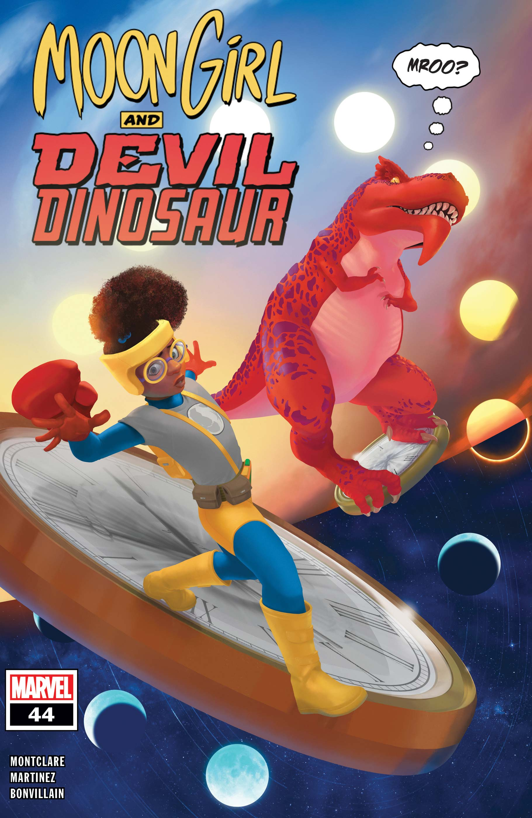 Moon Girl and Devil Dinosaur (2015) #44