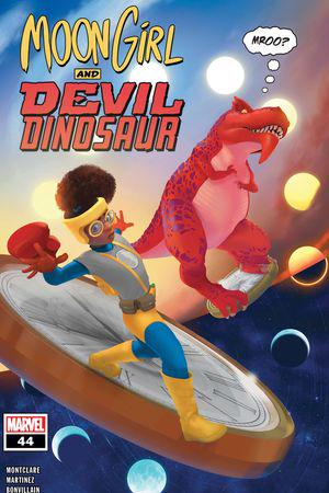 Moon Girl and Devil Dinosaur #44