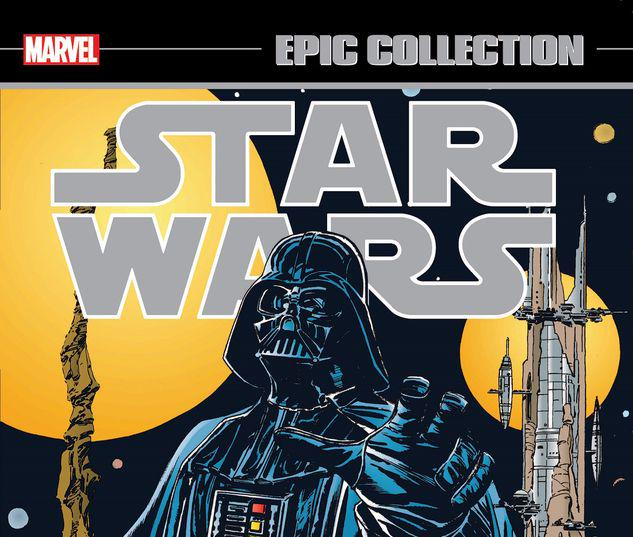 STAR WARS LEGENDS EPIC COLLECTION: THE NEWSPAPER STRIPS VOL. 2 TPB #2