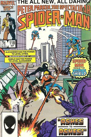 Peter Parker, the Spectacular Spider-Man (1976) #118