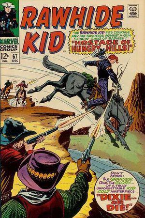 Rawhide Kid #67