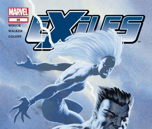 EXILES (2001) #25