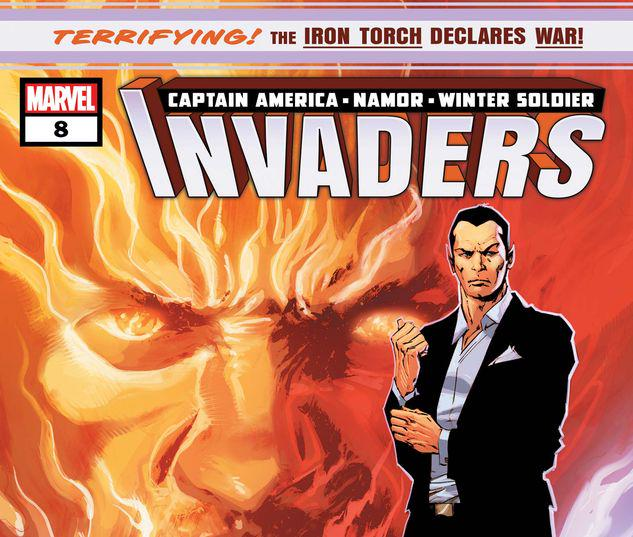 Invaders #8