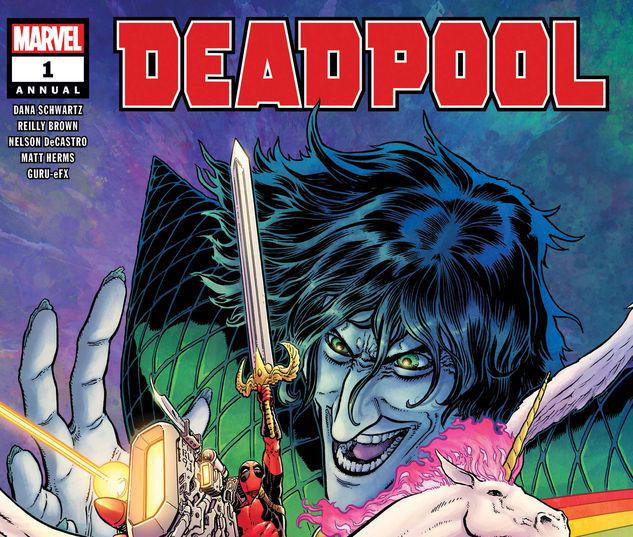 DEADPOOL ANNUAL 1 #1