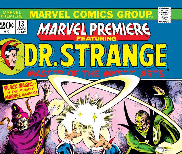 Marvel Premiere #13