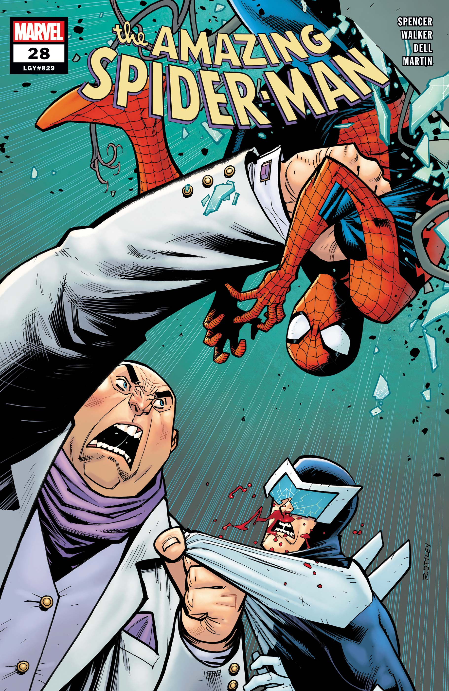 The Amazing Spider-Man (2018) #28