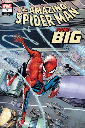 Amazing Spider-Man: Going Big (2019) #1 (Variant)