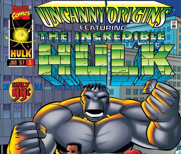 Uncanny Origins #5