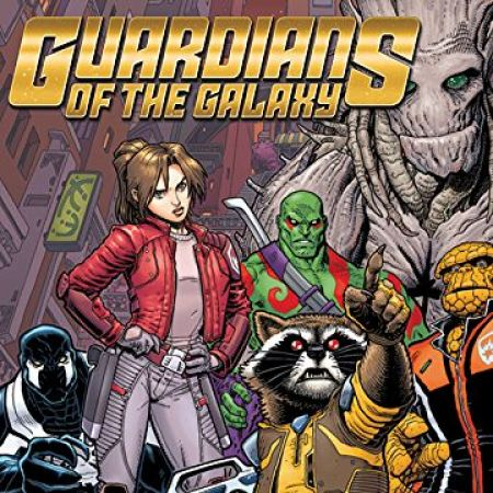Guardians of the Galaxy (2015 - 2017)