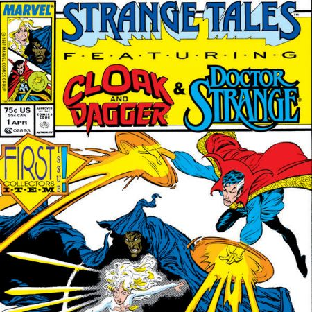 Strange Tales (1987)