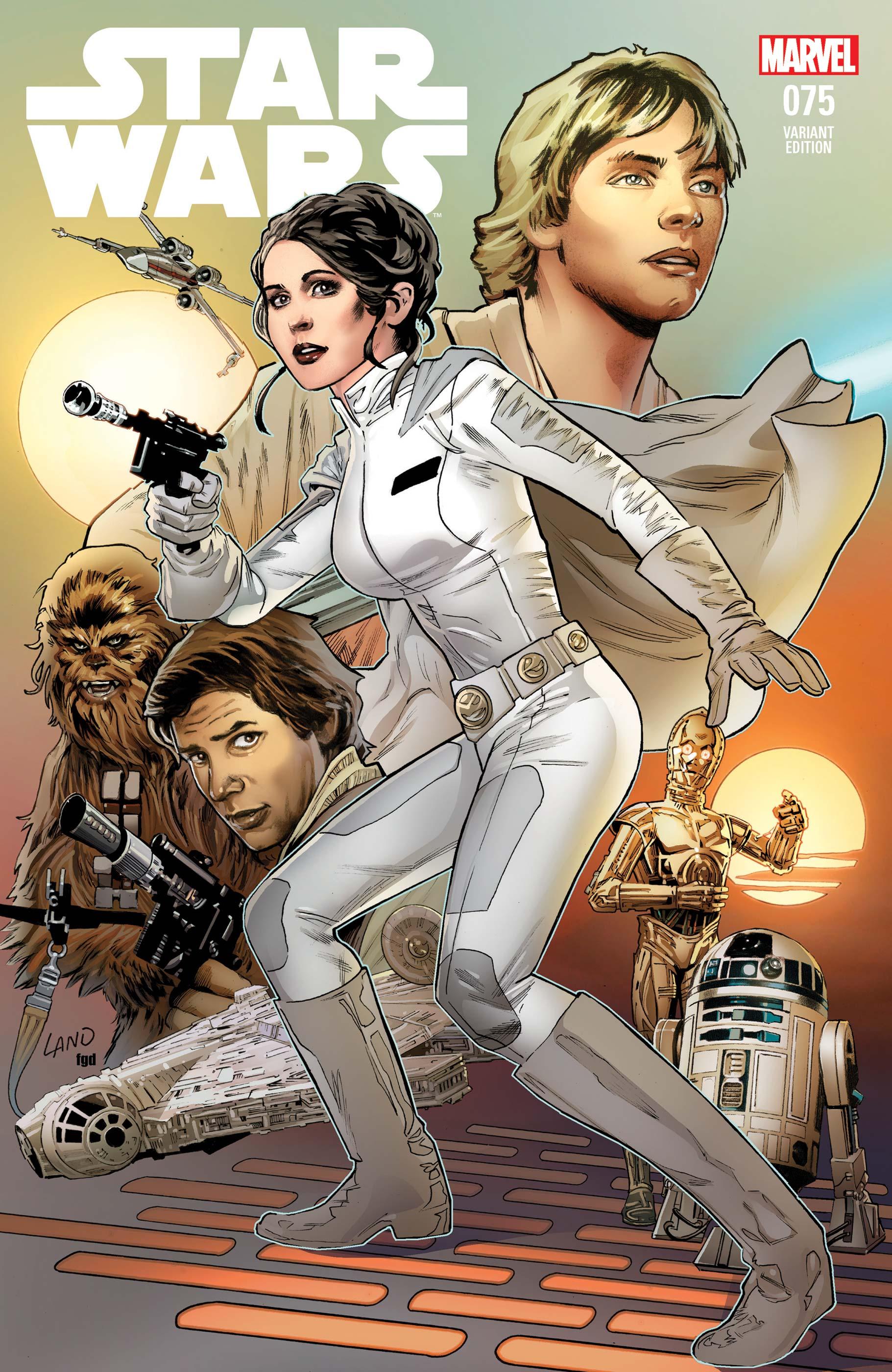 Star Wars (2015) #75 (Variant)