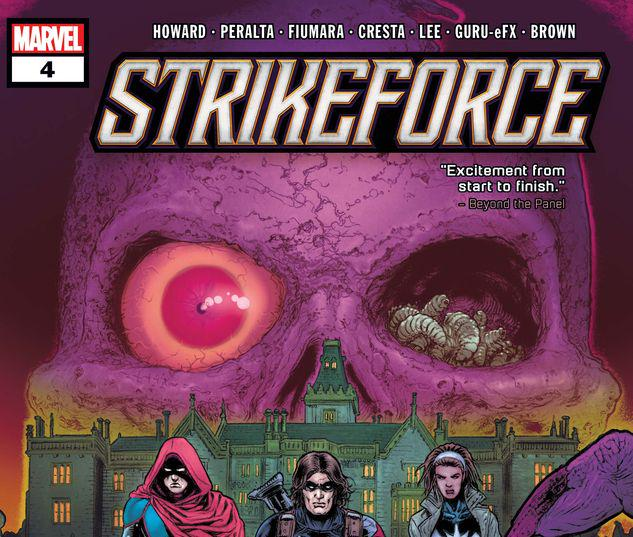 Strikeforce #4