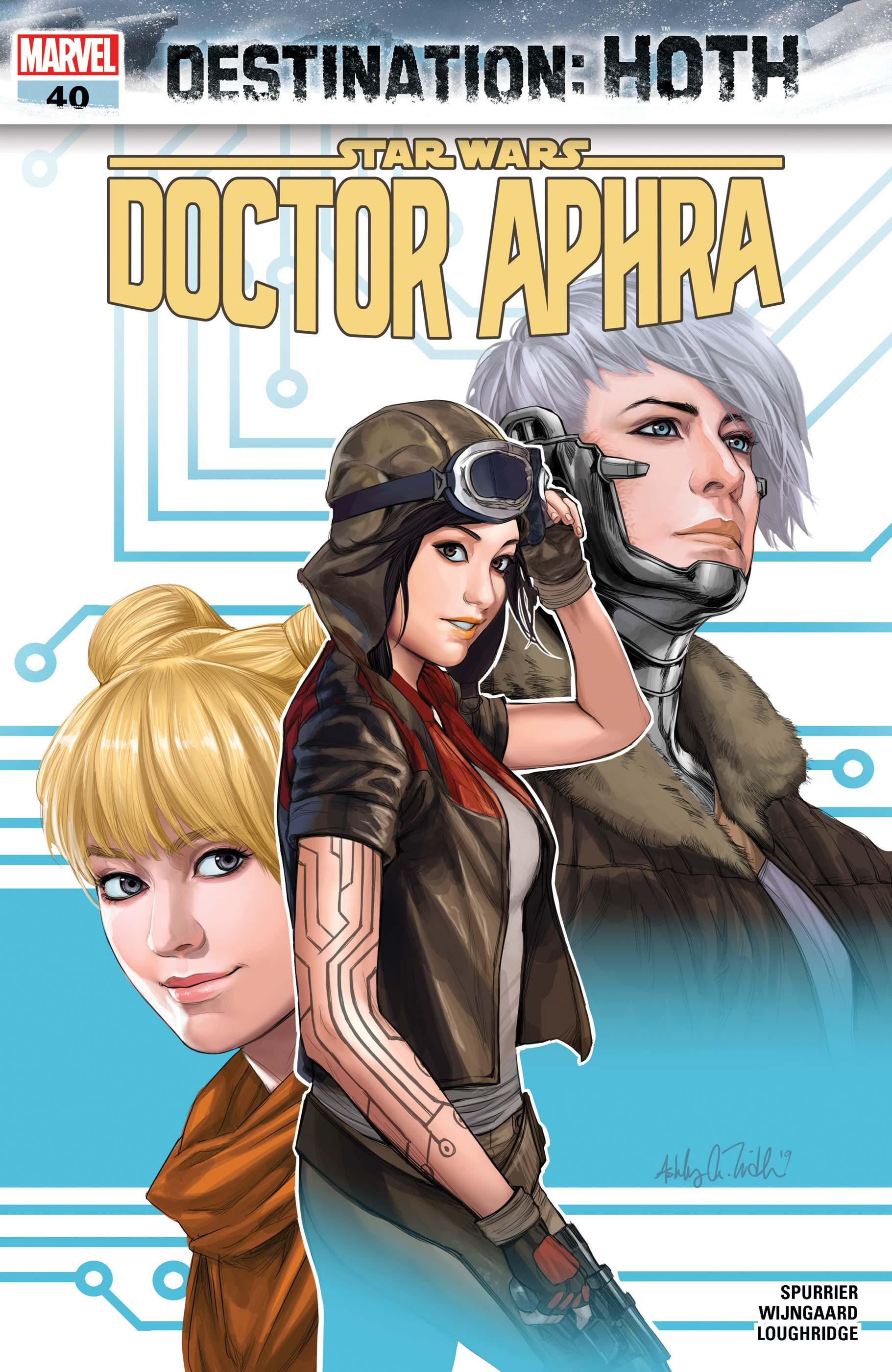 Star Wars: Doctor Aphra (2016) #40