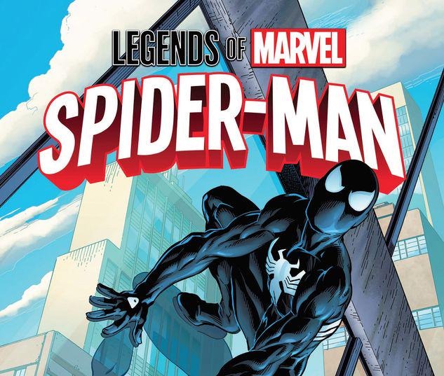 LEGENDS OF MARVEL: SPIDER-MAN TPB #1