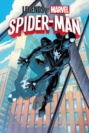 Legends Of Marvel: Spider-Man (Trade Paperback)