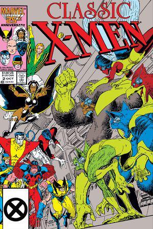 Classic X-Men (1986) #2