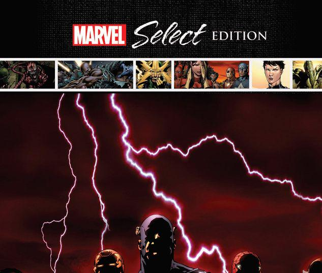 NEW AVENGERS: BREAKOUT MARVEL SELECT HC #1