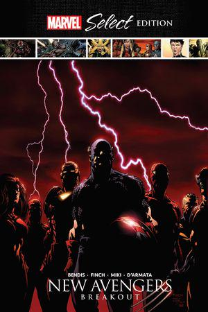New Avengers: Breakout Marvel Select (Hardcover)