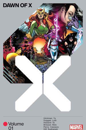 Dawn Of X Vol. 1  (Trade Paperback)