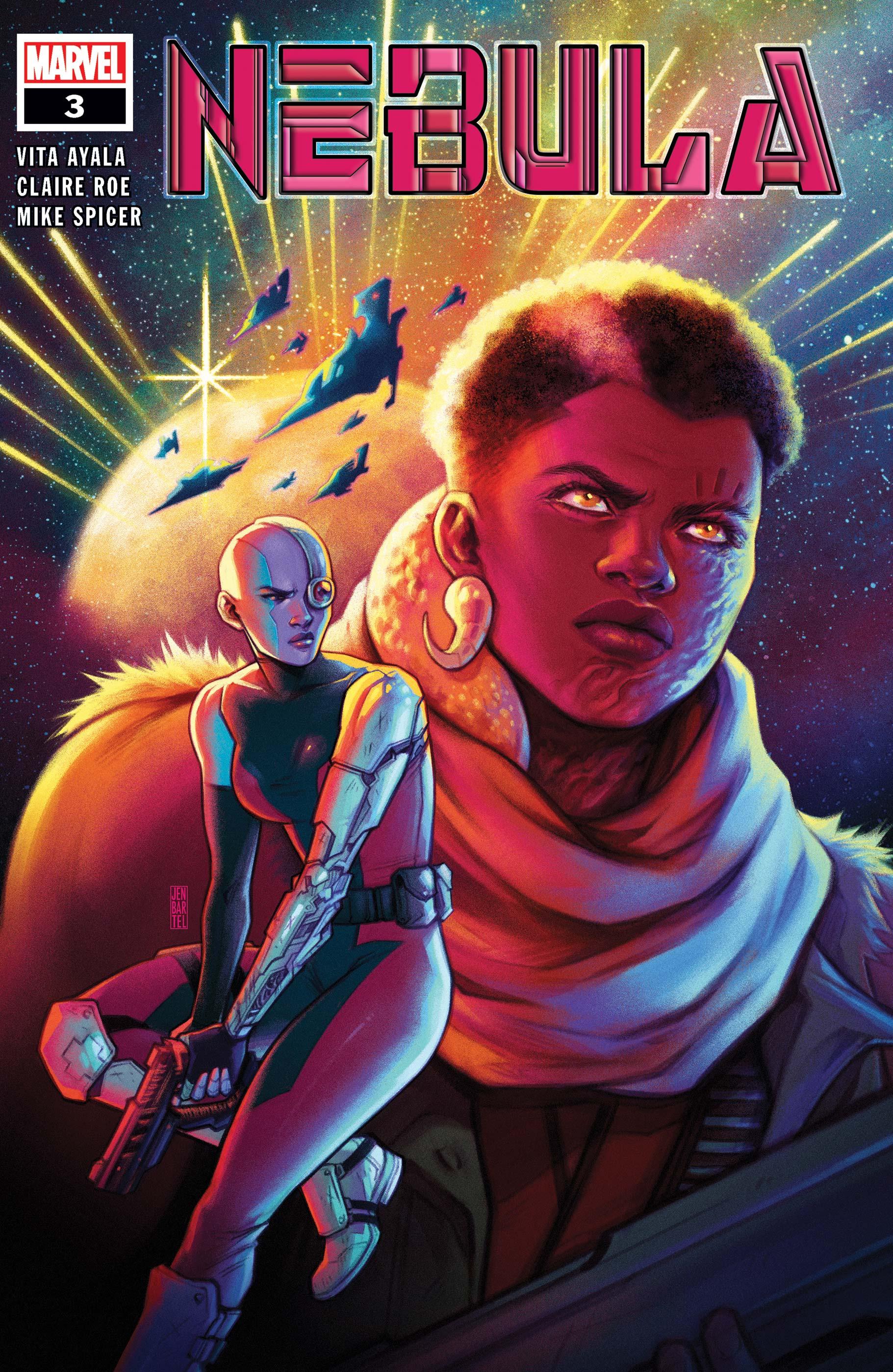 Nebula (2020) #3
