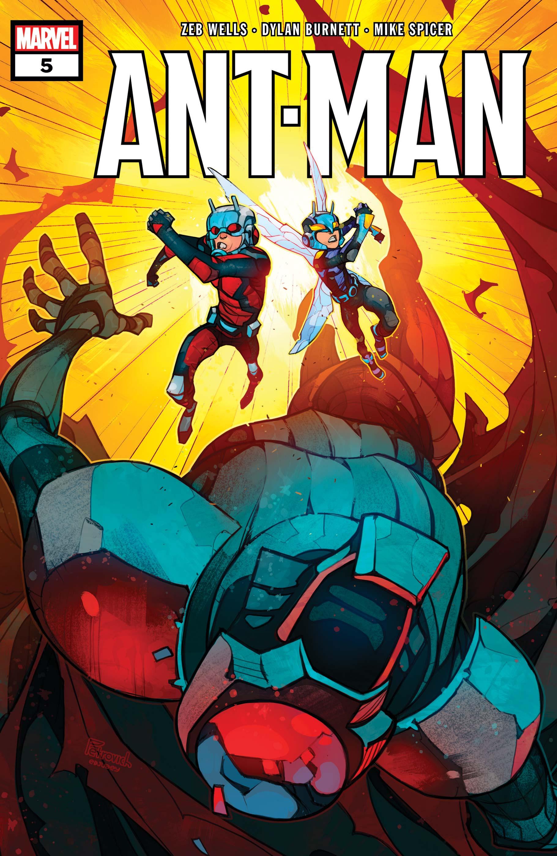 Ant-Man (2020) #5