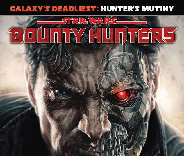Star Wars: Bounty Hunters #4