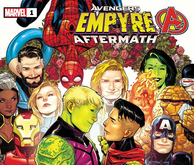 Empyre: Aftermath Avengers #1