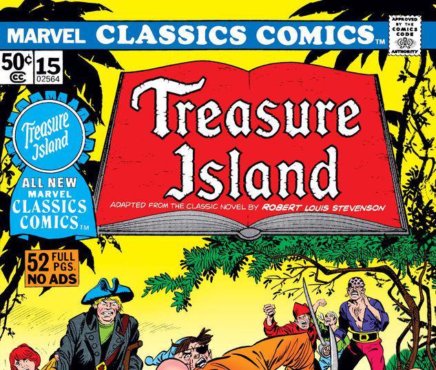 Marvel Classics Comics Series Featuring #15