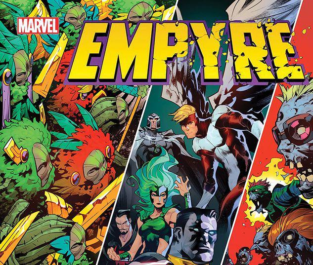 EMPYRE: X-MEN TPB #1